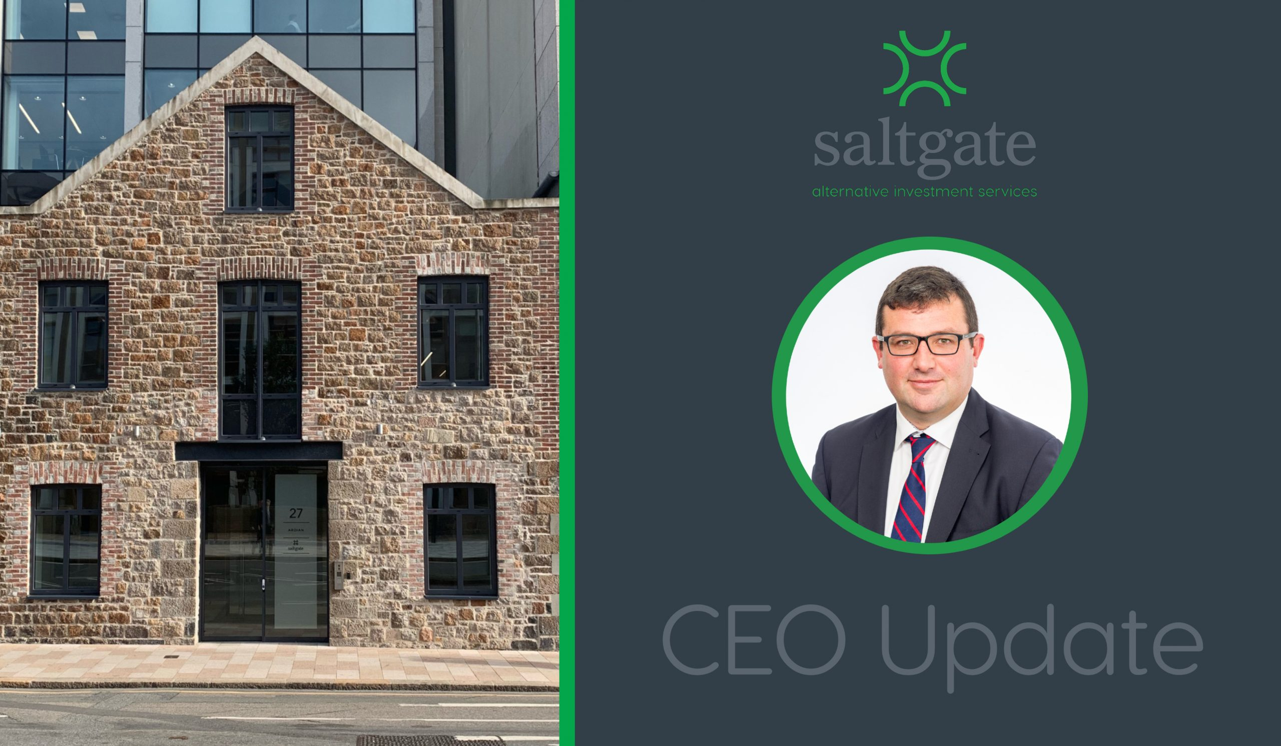 CEO Update from Simon Riley
