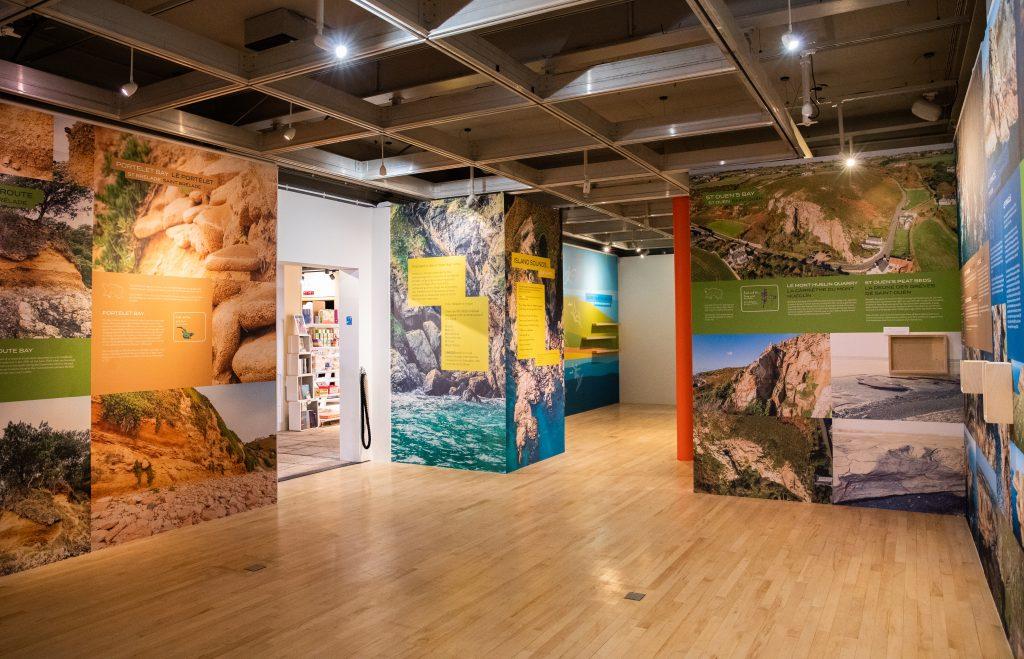 Geopark Visitor Centre Exhibition